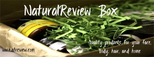 Subscribe to NaturalReviewBox for Natural Product Samples