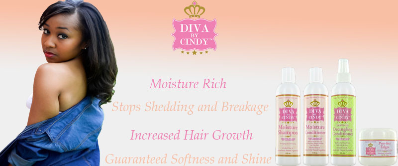 Purchase DivabyCindy Hair Care Products