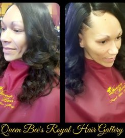 Queen Bee's Royal Hair Gallery